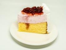 Morceau de gâteau photos libres de droits