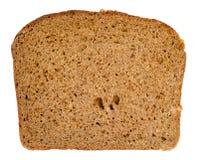 Morceau de pain de seigle Images stock