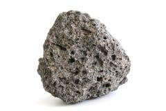 Morceau de roche plutonique extrusive volcanique image libre de droits