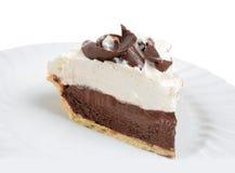 Morceau de tarte Photo stock