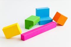 Morceaux de carton Image stock
