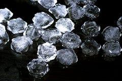 Morceaux de glace Image stock