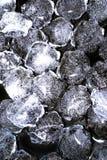 Morceaux de glace Photographie stock libre de droits