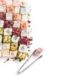 Morceaux de plaisir turc, vue d'en haut Photo stock