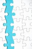 Morceaux de puzzle Image libre de droits