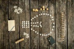 Morceaux de puzzle formés en tant qu'ampoule Images stock