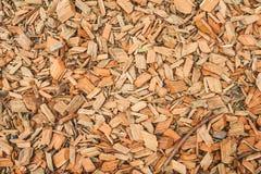 Morceaux en bois Photos libres de droits