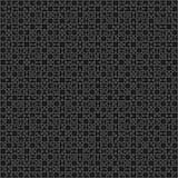 900 morceaux matériels noirs de conception - puzzle Photographie stock libre de droits