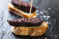 Morcilla Royalty Free Stock Photography