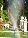 Morcote, Scherrer-park Royalty-vrije Stock Afbeelding