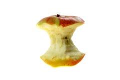 Mordedura de Apple Foto de archivo libre de regalías