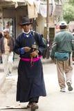 Morden Monk in Leh Royalty Free Stock Photos