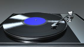 Morden Turntable Royalty Free Stock Photos