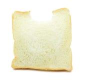 Mordida do pão fotos de stock