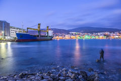 Mordogan, izmir, turkey Stock Photo