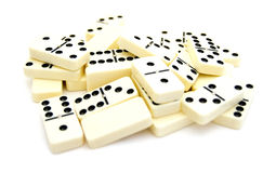 More Dominos Royalty Free Stock Photo