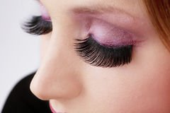 More lashes Stock Image