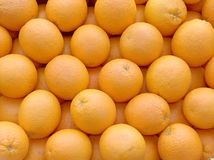 More oranges. Fresh fruits from the market Royalty Free Stock Photos