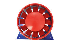 Industrial Fan Royalty Free Stock Photo
