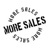 More Sales rubber stamp Stock Images