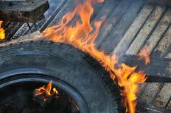 More smoke Royalty Free Stock Image