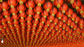 More temple lantern Royalty Free Stock Photography