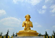 More than about 1700 years ago, China xian famen temple of Buddh Royalty Free Stock Photography