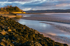 Morecambe Bay Royalty Free Stock Image