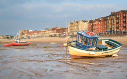 Morecambe Lancashire England Royalty Free Stock Photos