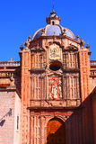 Morelia cathedral II Royalty Free Stock Images
