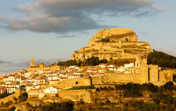 Morella, Spain Stock Photo