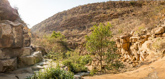 Moremi Gorge Botswana Stock Photos