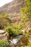 Moremi Gorge Botswana Royalty Free Stock Photo
