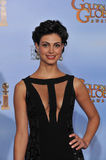 Morena Baccarin. At the 69th Golden Globe Awards at the Beverly Hilton Hotel. January 15, 2012  Beverly Hills, CA Picture: Paul Smith / Featureflash Royalty Free Stock Images