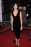 Morena Baccarin. Actress MORENA BACCARIN at the Los Angeles premiere of her new movie Serenity at the Universal City Cinemas. September 22, 2005  Los Angeles, CA Stock Images