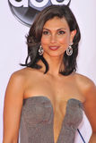 Morena Baccarin. At the 64th Primetime Emmy Awards at the Nokia Theatre LA Live. September 23, 2012  Los Angeles, CA Picture: Paul Smith / Featureflash Royalty Free Stock Image