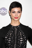 Morena Baccarin. LOS ANGELES - JAN 10:  Morena Baccarin arrives at the Disney ABC Television Group's TCA Winter 2011 Press Tour Party at Langham Huntington Hotel Stock Photos