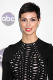 Morena Baccarin. LOS ANGELES - JAN 10:  Morena Baccarin arrives at the Disney ABC Television Group's TCA Winter 2011 Press Tour Party at Langham Huntington Hotel Stock Images