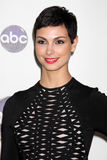 Morena Baccarin. LOS ANGELES - JAN 10:  Morena Baccarin arrives at the Disney ABC Television Group's TCA Winter 2011 Press Tour Party at Langham Huntington Hotel Royalty Free Stock Images