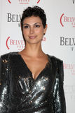 Morena Baccarin. LOS ANGELES - FEB 10:  Morena Baccarin arrives at the Belvedere RED Special Edition Bottle Launch at Avalon on February 10, 2011 in Los Angeles Stock Photography