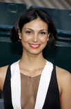Morena Baccarin. At the Los Angeles premiere of 'Trouble With The Curve' held at the  Mann's Village Theatre in Westwood on September 19, 2012 Royalty Free Stock Photography