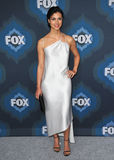 Morena Baccarin. PASADENA, CA - JANUARY 17, 2015: Morena Baccarin at the Fox Winter TCA 2015 All-Star Party at the Langham Huntington Hotel, Pasadena Royalty Free Stock Images