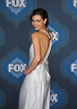 Morena Baccarin. PASADENA, CA - JANUARY 17, 2015: Morena Baccarin at the Fox Winter TCA 2015 All-Star Party at the Langham Huntington Hotel, Pasadena Stock Photography