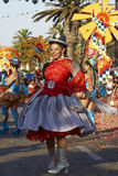 Morenada Dance Group - Arica, Chile Stock Photos
