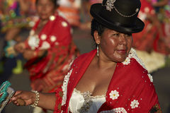 Morenada Dance Group - Arica, Chile Royalty Free Stock Photo