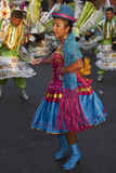 Morenada Dancers - Arica, Chile Stock Photography