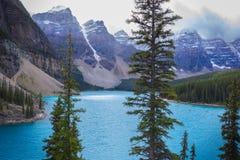 Morenemeer, Alberta Royalty-vrije Stock Foto's