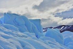 Moreno Glacier Στοκ Εικόνες