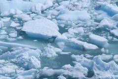 Moreno Glacier Royalty Free Stock Photography