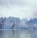 Moreno Glacier foto de archivo